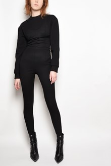 ALEXANDER WANG Crew-neck long sleeves suit