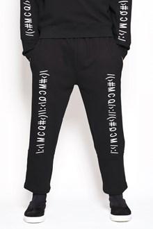 McQ ALEXANDER McQUEEN Cotton 'Katsumi' jogging pants with print