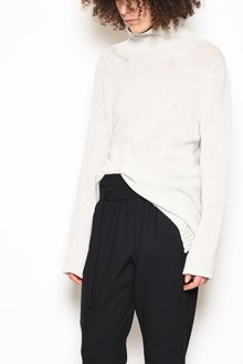 ANN DEMEULEMEESTER 'Vela' turtle-neck sweater