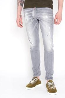 DSQUARED2 'Kenny Twist' denim destroyed jeans