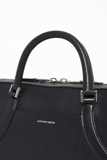 ALEXANDER MCQUEEN calf leather handbag