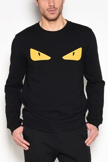 FENDI 'Eyes Monster' printed sweatshirt