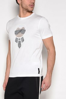 FENDI Karlito decorated printed t-shirt