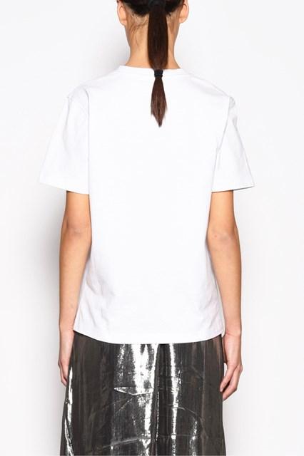 McQ ALEXANDER McQUEEN 'Falling' printed t-shirt