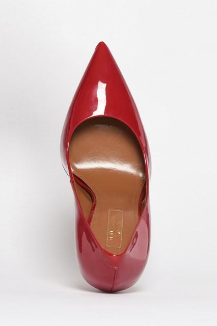 AQUAZZURA 'Simply irresistible pump' patent leather pumps