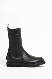 RICK OWENS 'Creeper' leather zipped boots