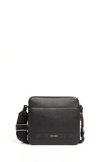 DOLCE & GABBANA calf leather shoulder bag