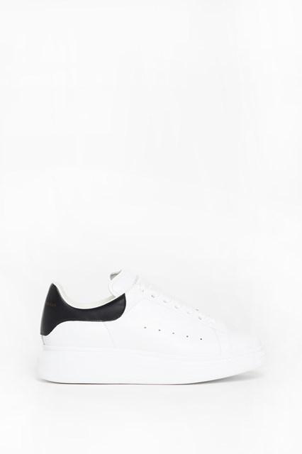 ALEXANDER MCQUEEN calf leather sneaker
