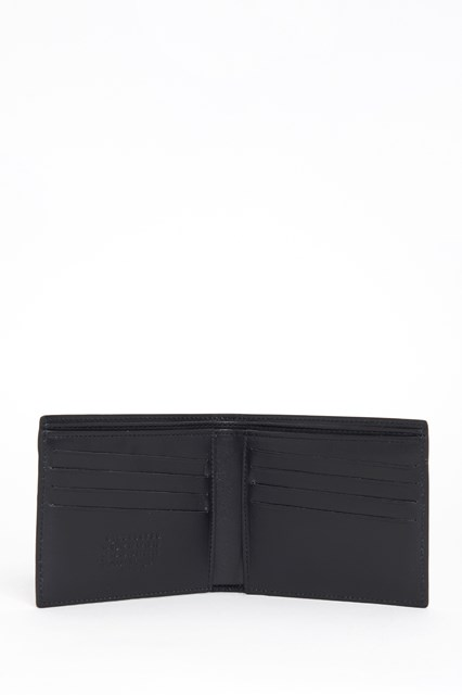 MAISON MARGIELA 'Shining' wallet in calf leather
