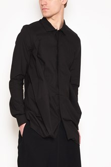 RICK OWENS 'Smash' asymmetrical shirt
