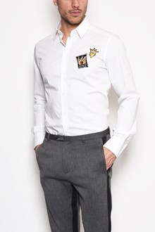 DOLCE & GABBANA Shirt with patches