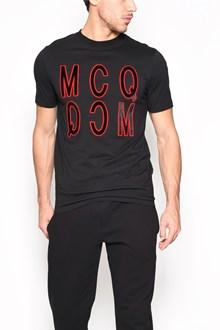 McQ ALEXANDER McQUEEN 'MCQ' printed cotton t-shirt