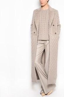 MAX MARA 'Alda' coat with buttons