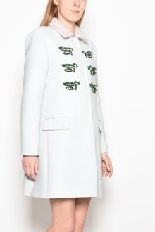 VIVETTA 'Nara' coat with applications