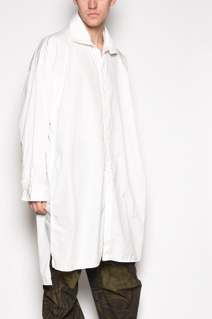 YOHJI YAMAMOTO oversize shirt