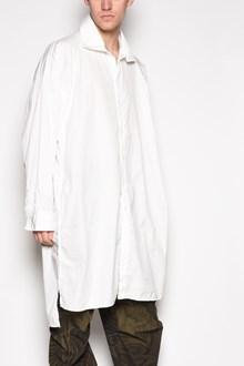 YOHJI YAMAMOTO Cotton oversize shirt