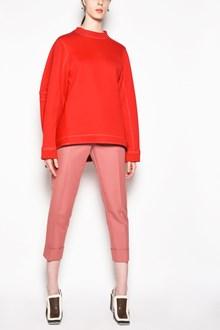 MARNI Crew-neck oversize sweatshirt