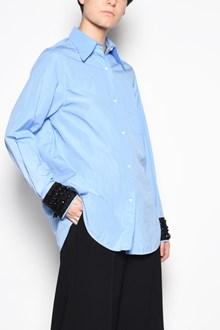 N°21 Contrast cuff shirt