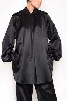 MAISON MARGIELA Silk bomber jacket