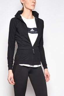 ADIDAS BY STELLA MCCARTNEY 'Midlayer top' turtle-neck zipped sweatshirt