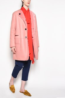 MARNI Merinos reversible mutton coat