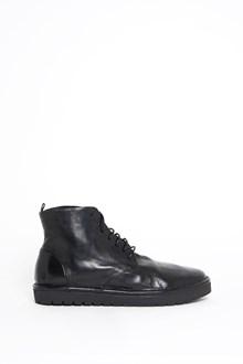 MARSÈLL ' Sancrispa' high calf leather laced shoes