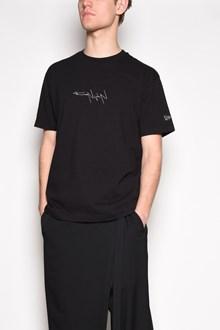 YOHJI YAMAMOTO 'New era' printed cotton t-shirt