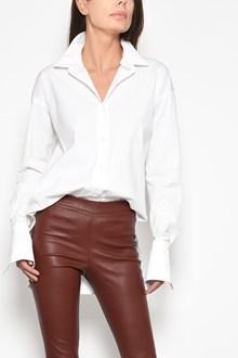 THEORY 'Boy' oversize cotton shirt