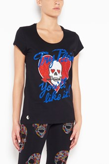 PHILIPP PLEIN 'Try Plein you'll like it ' printed t -shirt