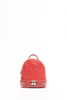 PHILIPP PLEIN mini 'Cornelia' leather backpack with studs