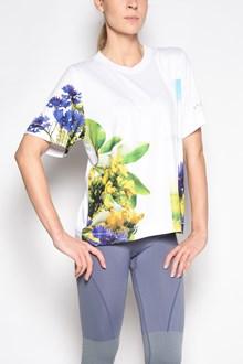 ADIDAS BY STELLA MCCARTNEY 'Nature' crew-neck printed t-shirt