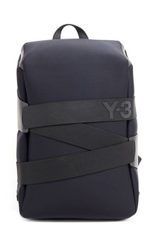 Y-3 'q rush' small backpack