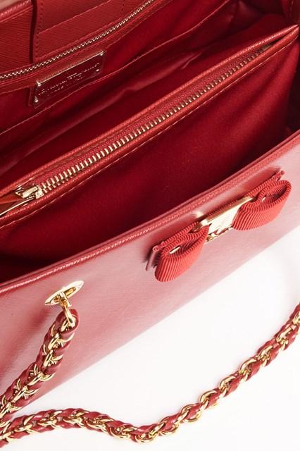 SALVATORE FERRAGAMO 'Melike' medium leather bag