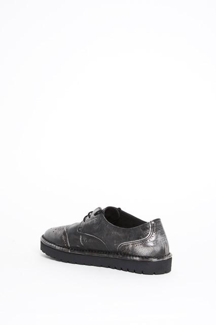 MARSÈLL 'Crispa' leather stringed shoe