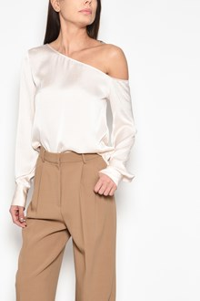 THEORY 'Ulrika' shirt with shoulder out