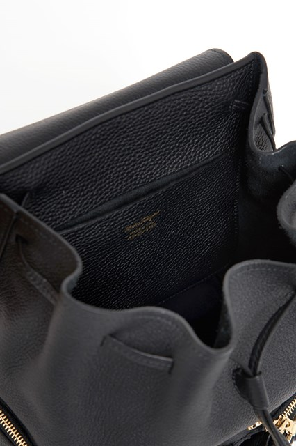SALVATORE FERRAGAMO 'Carol' calf leather backpack