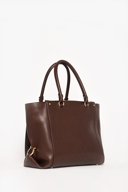 SALVATORE FERRAGAMO Luisa' Tote shoulder bag in calf leather