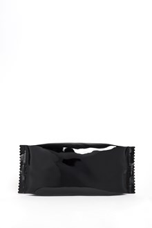 MM6 BY MAISON MARGIELA Synthetic patent leather clutch