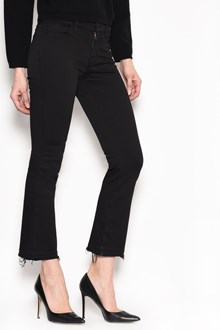 J BRAND Cotton 'Selena' midrise ankle length flare jeans