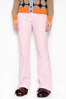 MARNI Three-dimensional 'Sheer' trousers. Drop 110