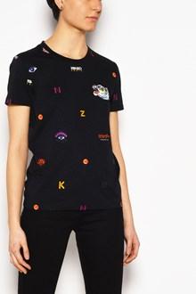 KENZO Multicolor printed t-shirt