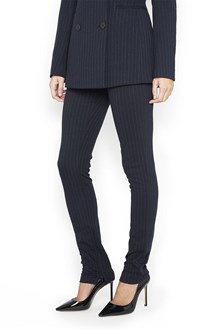 THEORY High waist leggings with splits at bottom