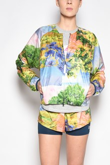 ADIDAS BY STELLA MCCARTNEY 'Run Nature' multicolor polyester jacket