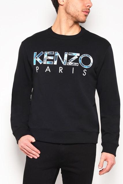 KENZO Logo printed sweatshirt