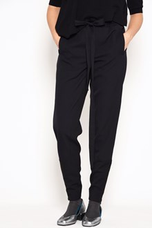 MARNI Wool trousers with drawstring