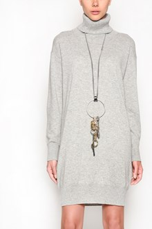 MAISON MARGIELA Turtle-neck long cardigan