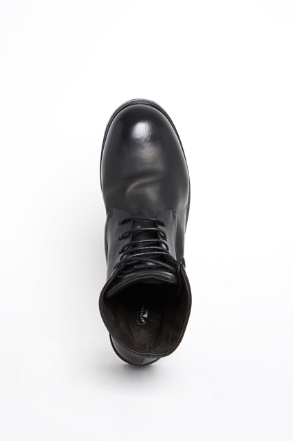 MARSÈLL Calf leather bootie