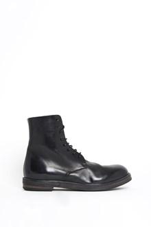MARSÈLL Calf leather bootie