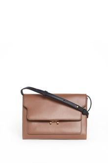 MARNI 'Trunk' clutch with strap
