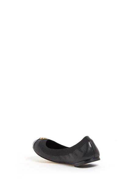 TORY BURCH 'Jolie ballet' calf leather flat shoes